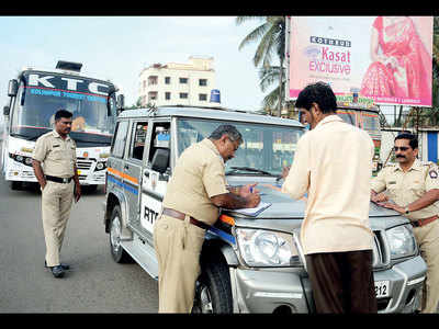 RTO inspectors under fire for using English