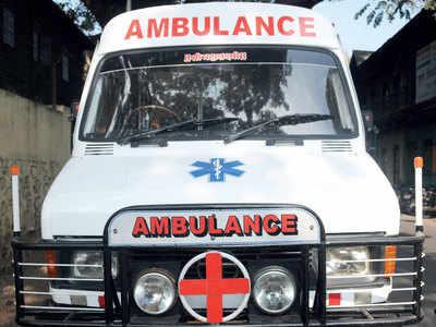 Doctors on 108 ambulance deny transport to a swine flu patient