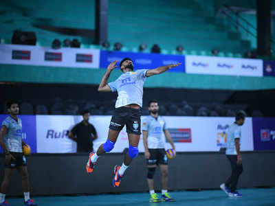 Pro Volleyball League: Kochi Blue Spikers look for a hat-trick of wins