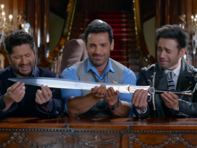 Pagalpanti movie review: This Anil Kapoor, John Abraham, Pulkit Samrat-starrer needs to be flagged as injurious to the brain