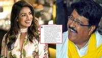 Priyanka Chopra gets emotional on father's birth anniversary, shares a heartfelt note