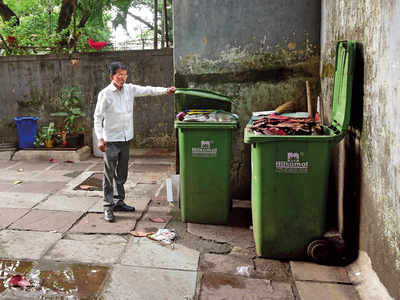 Segregate waste, get up to 7% rebate in property tax
