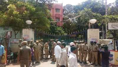 Hyderabad: All accused, including Aseemanand, acquitted in Mecca Masjid bomb blast case by Special NIA court