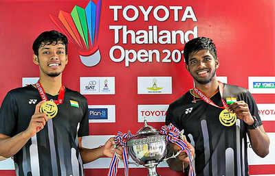 China Open: Satwiksairaj Rankireddy-Chirag Shetty lose to Indonesia in semi finals