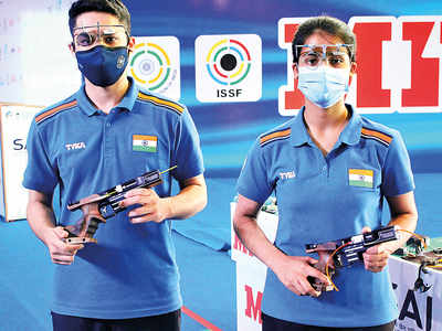 India lead with 27 medals including 13 gold at ISSF WC