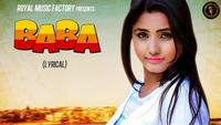 Latest Haryanvi Song Lyrical Baba Sung By Ranvir Kundu and Analy Raj