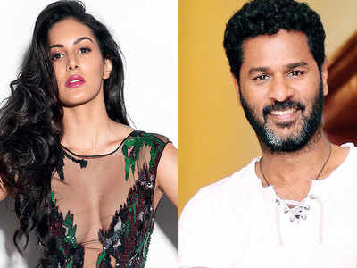 Amyra Dastur: I am extremely nervous about dancing with Prabhudheva