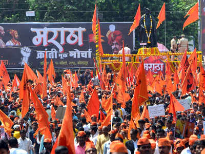 Why did Maratha community not agitate for quota earlier: HC