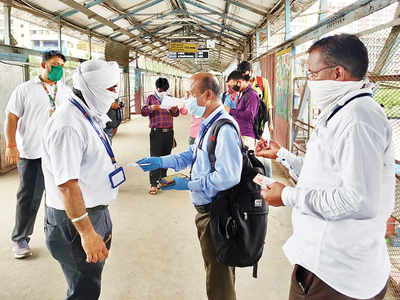TCs grapple with fake IDs in essential staff trains