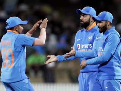 India Vs New Zealand 2nd ODI: India win toss, elect to field against Kiwis