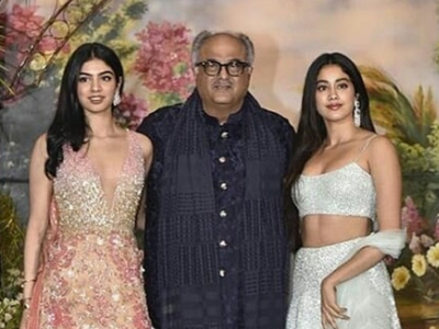 Boney Kapoor, Janhvi and Khushi test negative for COVID-19, their staff members also recover