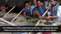 This Ramzan, take a haleem trail across India