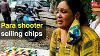 Dehradun: Female para shooter selling chips for a living