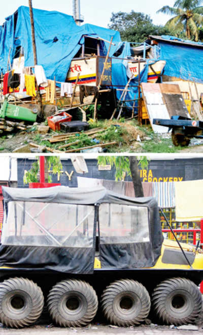 72 speedboats bought after 26/11 attacks lie unused in coastal police stations