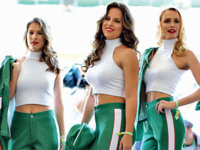 Formula One abolishes 'grid girls'