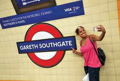 FIFA World Cup 2018: Heroes Southgate, Deschamps get metro stations named after them