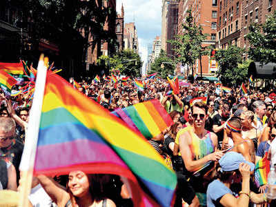Pride in the Big Apple!