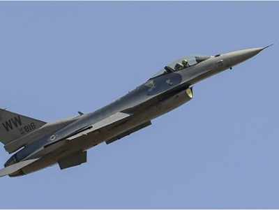 Check out the first pic of Pakistan Air Force's jet shot down by IAF
