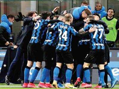 Inter end Juve dominance, win first league title since 2010