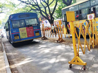 Buses to be now fined Rs 5K for breakdowns