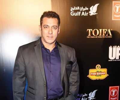 Salman Khan unveils poster of Sairat actor Aakash Thosar's next film