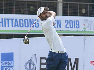PGTI Golf: Rashid Khan powers ahead at Chittagong Open