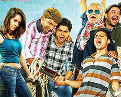 Film review: Meeruthiya Gangsters