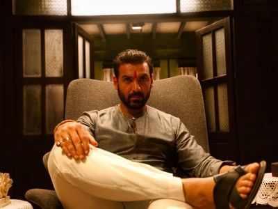 John's look from Mumbai Saga unveiled