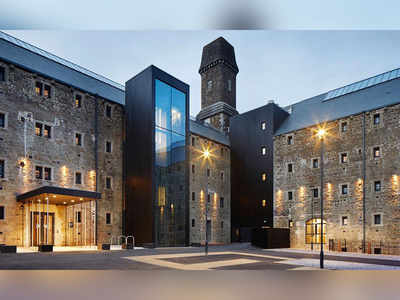 242-year-old jail reopens as luxury hotel in UK