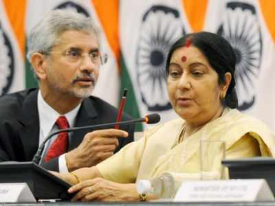 Proud to follow in the footsteps of Sushma Swaraj, says new External Affairs Minister S Jaishankar