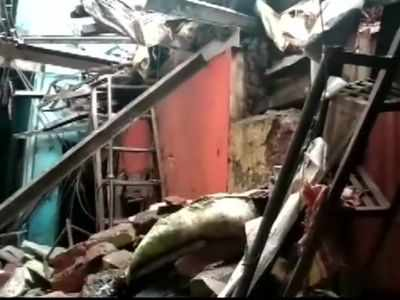 Mumbai: One dead, 4 seriously injured after portion of house collapses in Chembur