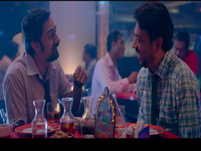 Blackmail movie review: Irrfan Khan, Kirti Kulhari's fast-paced film keeps will keep your curiosity peaked