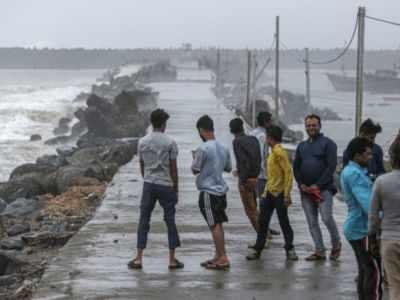 Cyclone Vayu to weaken before recurving towards Gujarat coast, says IMD