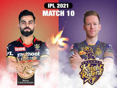 IPL Highlights 2021, RCB vs KKR: Bangalore beat Kolkata by 38 runs