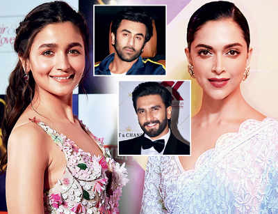 4023fdee93b4 Alia Bhatt, Ranbir Kapoor, Deepika Padukone and Ranveer Singh set for a US  tour next year?