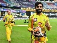 Ravindra Jadeja dents KKR's playoff hopes
