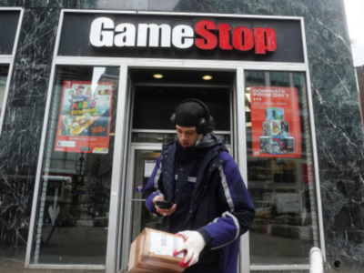 In duel with small investors over GameStop, big funds blink
