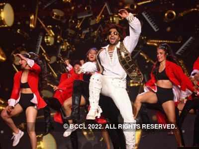 When Ranveer Singh set the stage on fire