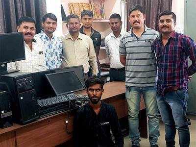 Metro computers stolen, recovered