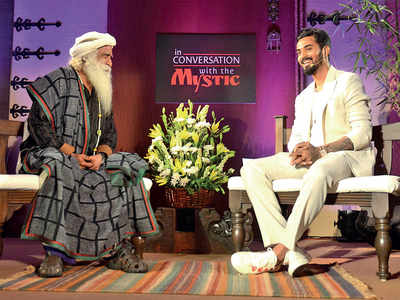This time, cricketer KL Rahul bats for Cauvery