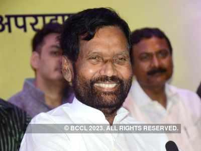 All is well in NDA in Bihar, Nitish  Kumar is our leader: Ram Vilas Paswan