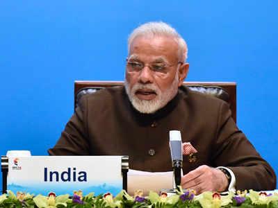 Narendra Modi at BRICS: India turning into open economy fast, GST biggest reform