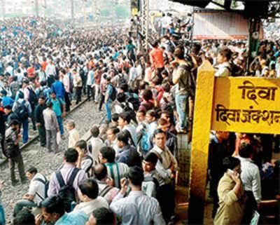 Commuters' fury derails Mumbai