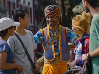 The Extraordinary Journey of the Fakir Movie Review: This Dhanush starrer is a breezy comedy and it lives up to the genre