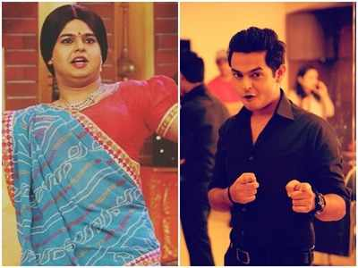 Comedian Sidharth Sagar says he is not a bipolar but his parents gave him medicines for it