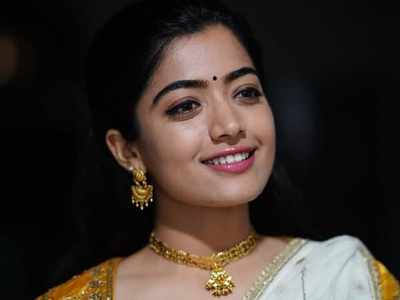 Kannada actress Rashmika Mandanna's residence in Virajpet raided by Income Tax dept