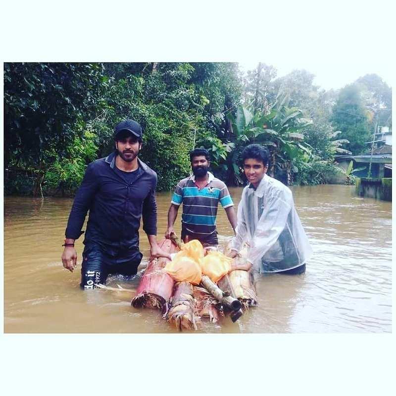 Kerala Floods: Rajeev Pillai postpones wedding to help with rescue operations