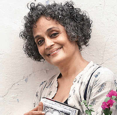 Author Arundhati Roy on her new book The Ministry of Utmost Happiness