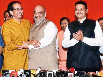 Talks only if Amit Shah visits Matoshree: Sena