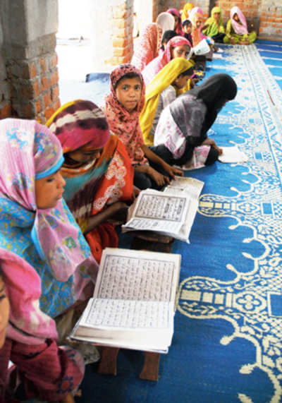 Madrasas win over BMC-run schools